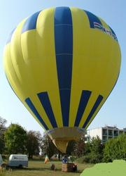 Воздушный Шар 3200 m³. 2 горелки