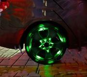 Подсветка колес на солнечных батареях 4 шт